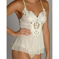 Butterfly Babydoll with G-String