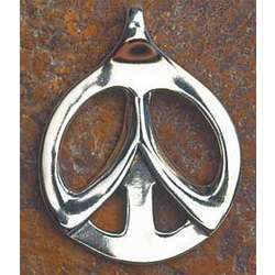 Peace Prayer Pendant
