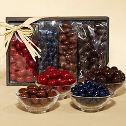 Chocolate Covered Snack Sampler