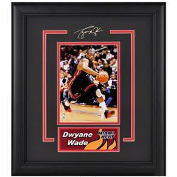 Dwyane Wade Framed Photograph