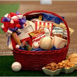 Take Em To The Ball Park Gift Basket