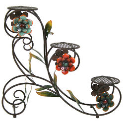 Metal 3 Tier Plant Stand