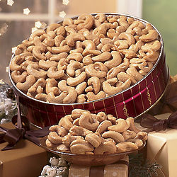 Jumbo Cashews 15 Oz. Net Wt