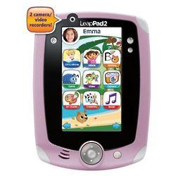 Pink LeapPad2 Explorer