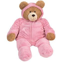 Lil' Hunka Love Hoodie-Footie Teddy Bear