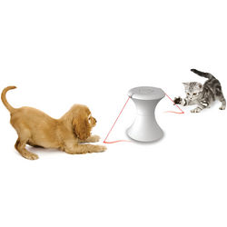Pet's Double Laser Chase Toy