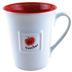 Proverbs 2:6 Teacher Mug