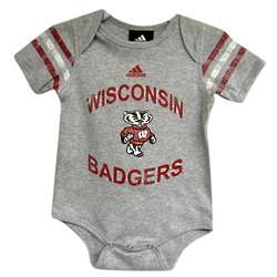 Wisconsin Badgers Infant Creeper