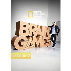 Brain Games Season Two DVD