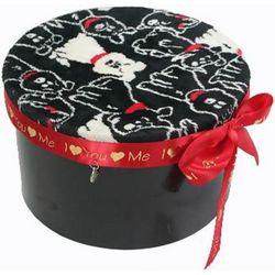 Dog Themed Round Gift Box