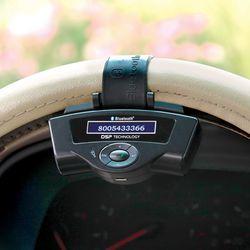 Steering Wheel Bluetooth Speakerphone