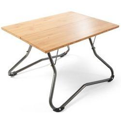 Hang Time Portable Bamboo Table