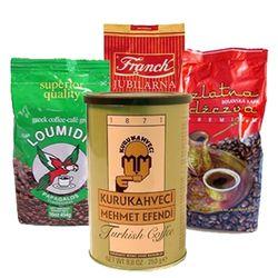 4 Pound Turkish Coffee Variety Pack