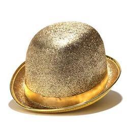 Gold Glitter Derby