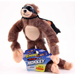 Slingshot Flying and Screaming Monkey