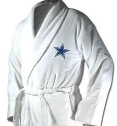 Dallas Cowboys Bathrobe