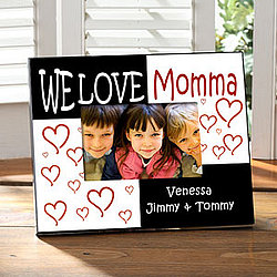 Personalized Precious Hearts© Photo Frame