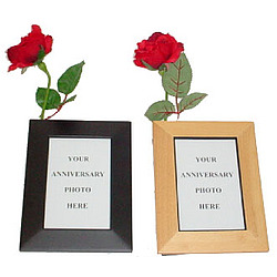 12th Anniversary Picture Frame