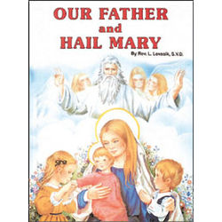 Our Father / Hail Mary Book