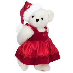 Christmas Sweetheart Teddy Bear
