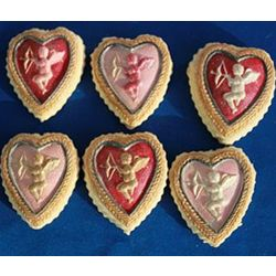 Valentine Hearts Cookie Gift Tin