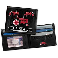 Farmall Pride Men's Leather Wallet