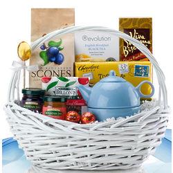 Scones & Tea Gift Basket