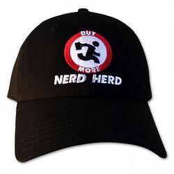 Chuck Nerd Herd Hat