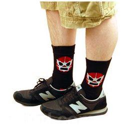 Men's Lucha Crew Socks