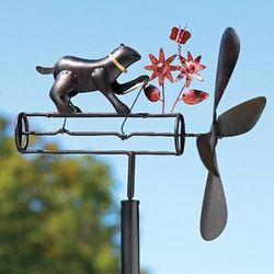 Kitty Whirligig