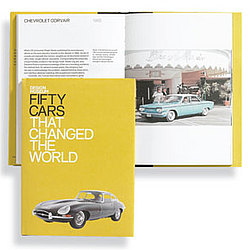 Fifty Cars That Changed the World Book