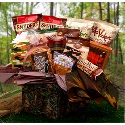 He's A Camo Man! Care Package