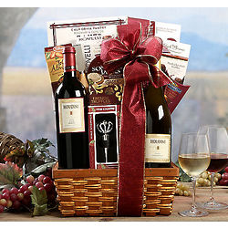 Houdini Napa Valley Duet Gift Basket
