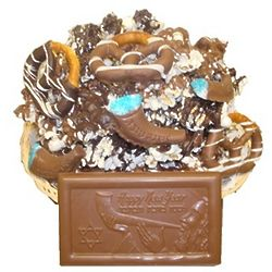 Rosh Hashana Chocolate Gift Tray