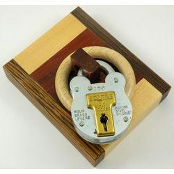 Mit Holz Wooden Brain Teaser Puzzle
