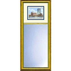 Boston Framed Mini Mirror