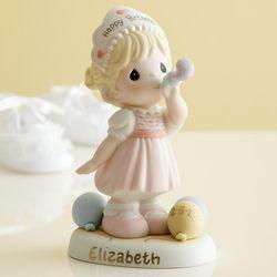 Personalized Precious Moments Birthday Princess Figurine