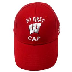 UW Badgers Infant Cap