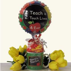 Terrific Teacher Gift Set