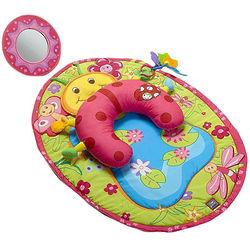 Baby's Tummy Time Ladybug Activity Center