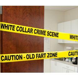 Funny Crime Scene Tape