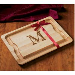 Initial Cutting Board