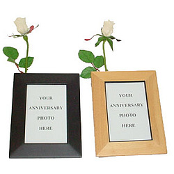 14th Anniversary JustTaguaNutRose Picture Frame