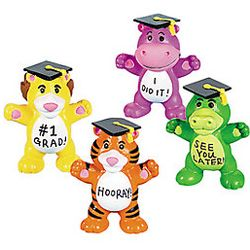 Graduation Animal Friends