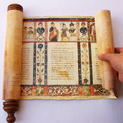 Megillah, Scroll of Esther