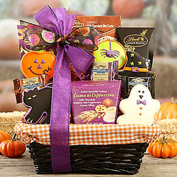 Halloween Truffle and Cookies Collection