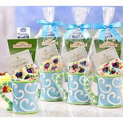 Cocoa, Tea and Sweets Gift Mugs