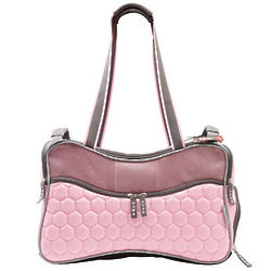 Argo Petagon Medium Airline-Approved Pink Pet Carrier