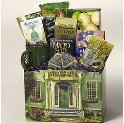 House Warmer Snacks Gift Basket