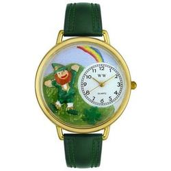 Gold St. Patrick's Day Watch
